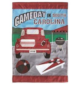 Gameday in South Carolina Garden Flag