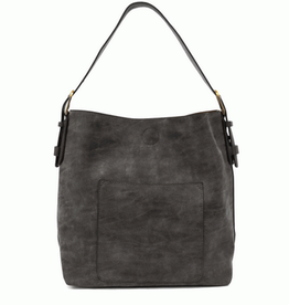 Joy Susan Joy Susan Lux Hobo Handbag Black
