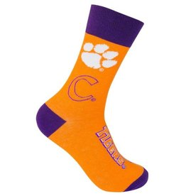 Funatic Funatic Clemson Tigers Socks