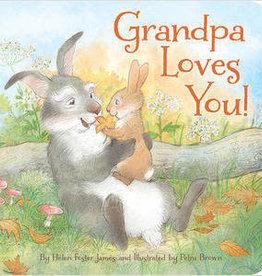 Sleeping Bear Press Grandpa Loves You! Hardcover Book