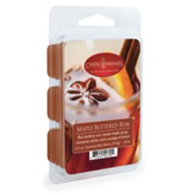 2.5 oz Buttered Rum Wax Melt Maple