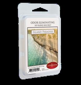 2.5oz Odor Eliminating Wax Melt Island Paradise