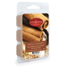 2.5oz Wax Melt Vanilla Cinnamon