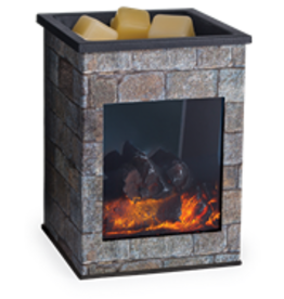 Glass Illumination Fragrance Warmer Hearthstone