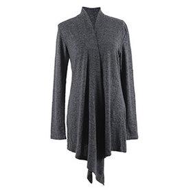 Hello Mello Fly-Away Cardigan BLACK (XL)