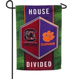 House Divided Garden Flag