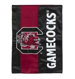 South Carolina University Embellished Garden Flag