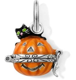 Spooky Pumpkin Charm