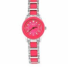 Baby Brooklyn Watch Pink/Silver