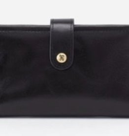 Hobo Hobo Torch (Black) Wallet