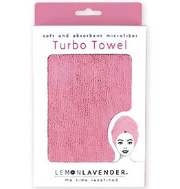 Turbo Towel - Think Pink