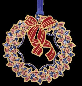 Beacon Design Patriotic Wreath
