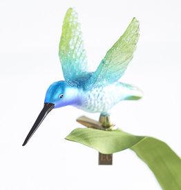 """RAZ Imports EC 5"""" Clip-On Hummingbird Ornament"""