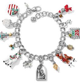 Christmas Traditions Charm Bracelet