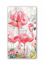Flamingo Hostess Napkin