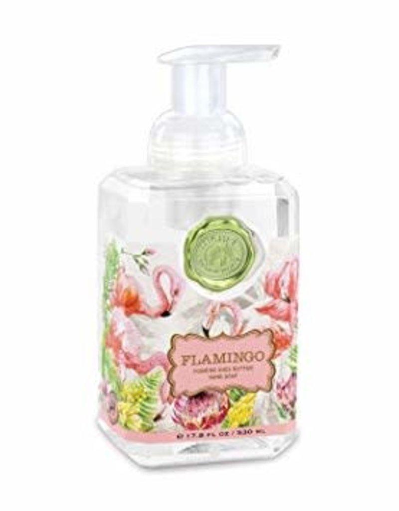 Flamingo Foaming Soap
