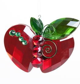 Apple Gem Ornament