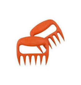 Bear Paws Meat Handler and Shredder - Orange