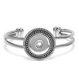 Gingersnap Regular Bracelet - Rope Bangle Adjustable