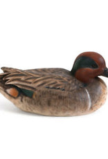 Green-winged Teal Duck Decoy