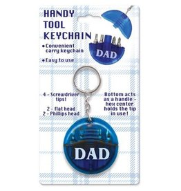 Dad Handy Tool Keychain