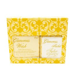Tyler Tyler High Maintenance Glamorous Gift Suite (Wash/Sachet)