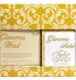 Tyler Tyler Entitled Glamorous Gift Suite (Wash/Sachet)