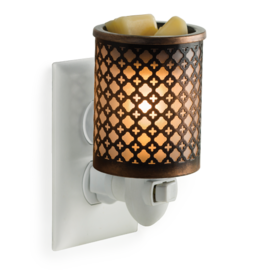 METAL Plugable Fragrance Warmer
