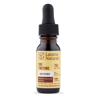 Lazarus Naturals Laz Isolate High Potency 750mg 15ml