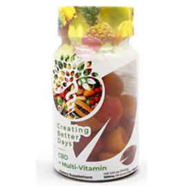 Better Days CBD+ Multi-Vitamin 300mg