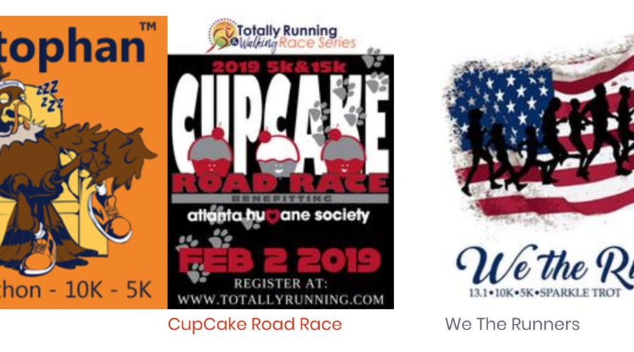 Races in the Cumming, GA Area