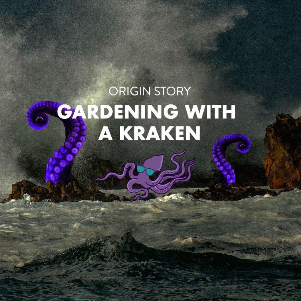 GOODR Gardening With A Kraken