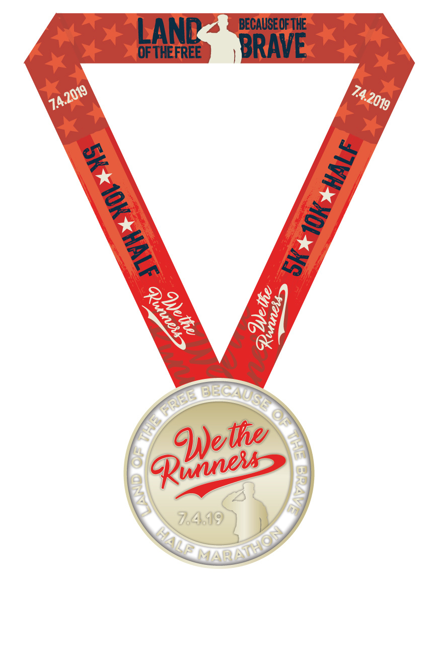 13.1 Finisher Medal