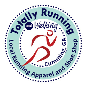 Totally Running and Walking Logo