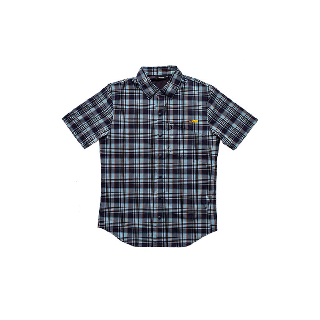 ALTRA TRAIL SHORT SLEEVE BUTTON UP