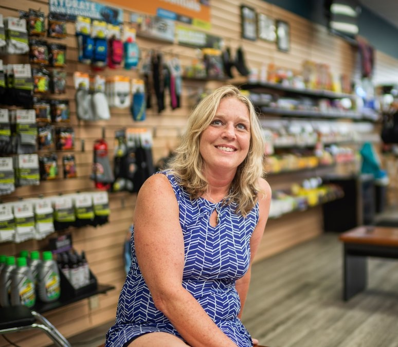 400 health: Totally Running and Walking, Kim Hall help others find passion in exercise