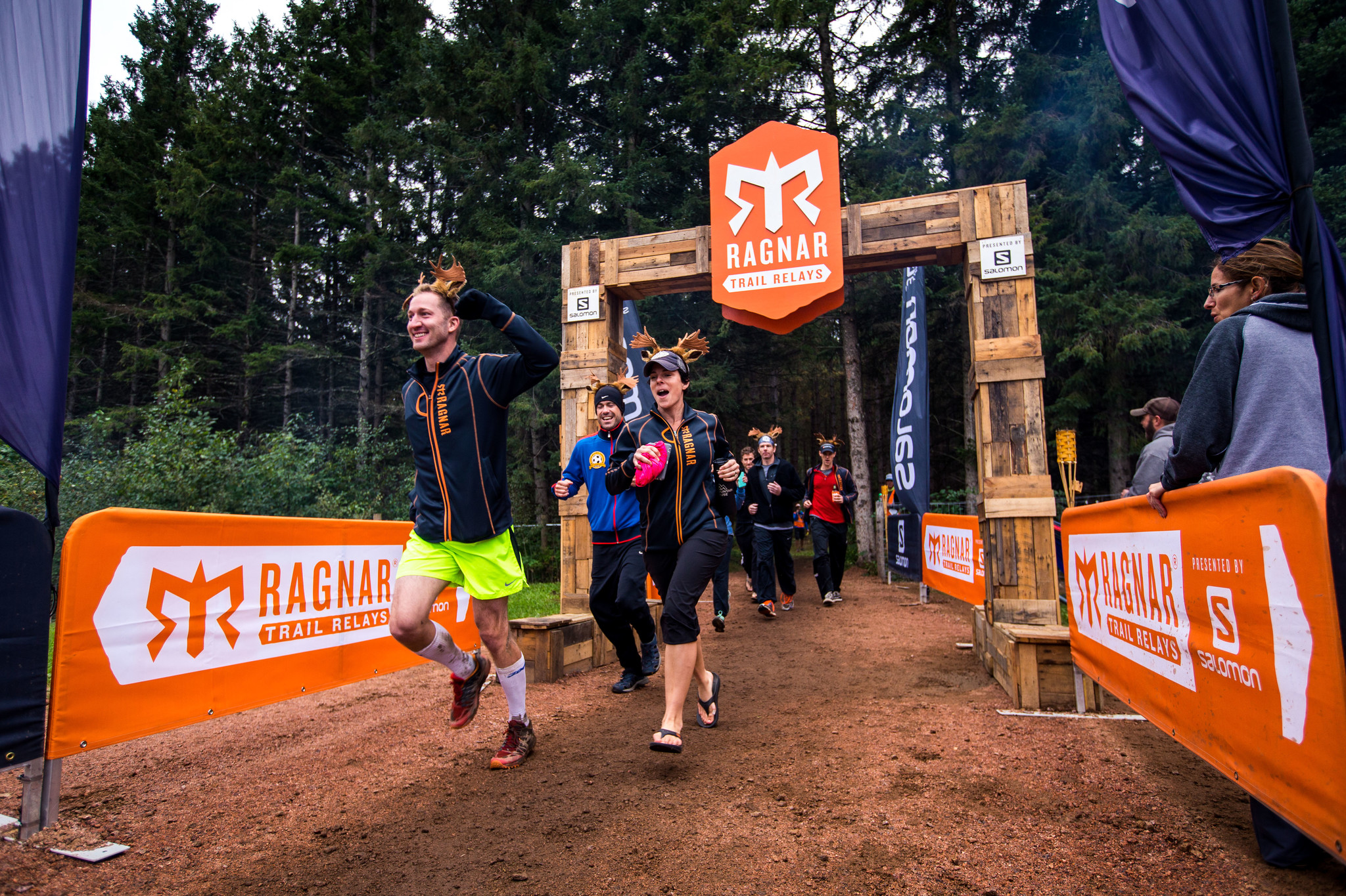 Ragnar Trail Atlanta on April 17-18, 2020