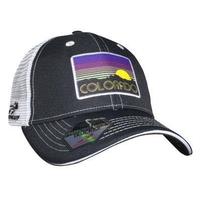 Trucker CO Skyline