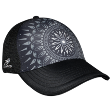 Soft Tech Trucker Black Haze
