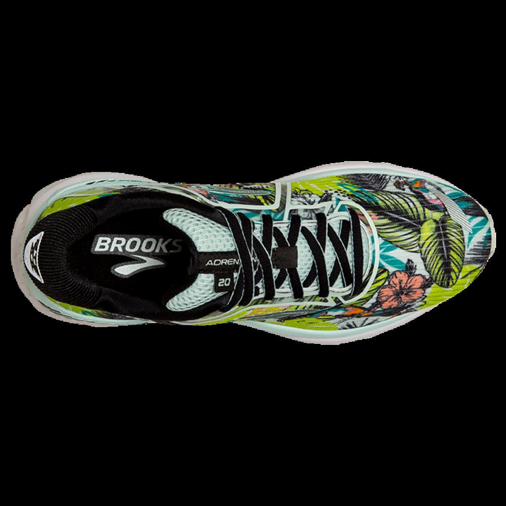 BROOKS Women's Adrenaline GTS 20 Hot Tropics