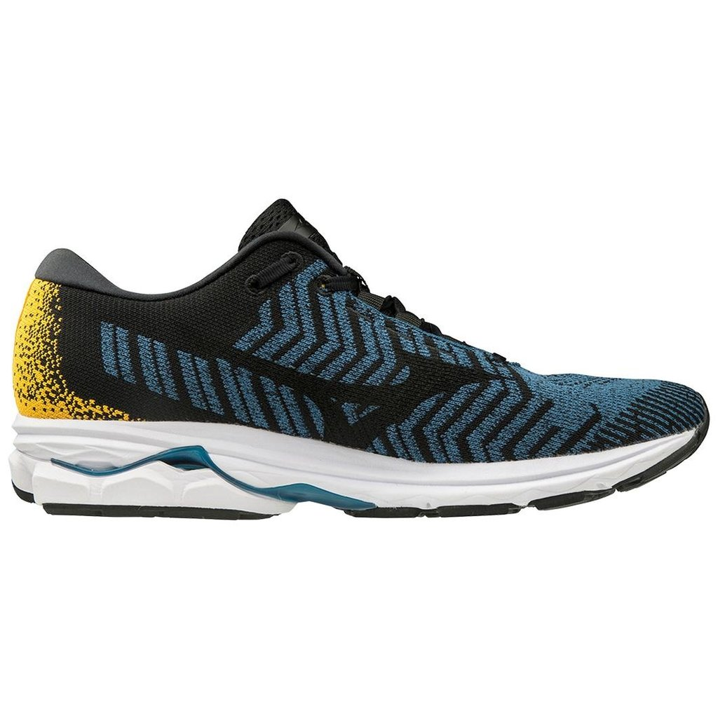 MIZUNO Men's WAVE RIDER WAVEKNIT 3