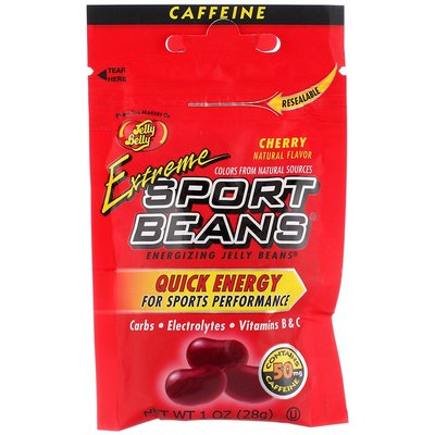 Natural Sport Beans Extreme Cherry