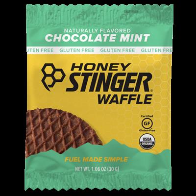 Choco Mint Org Waffle
