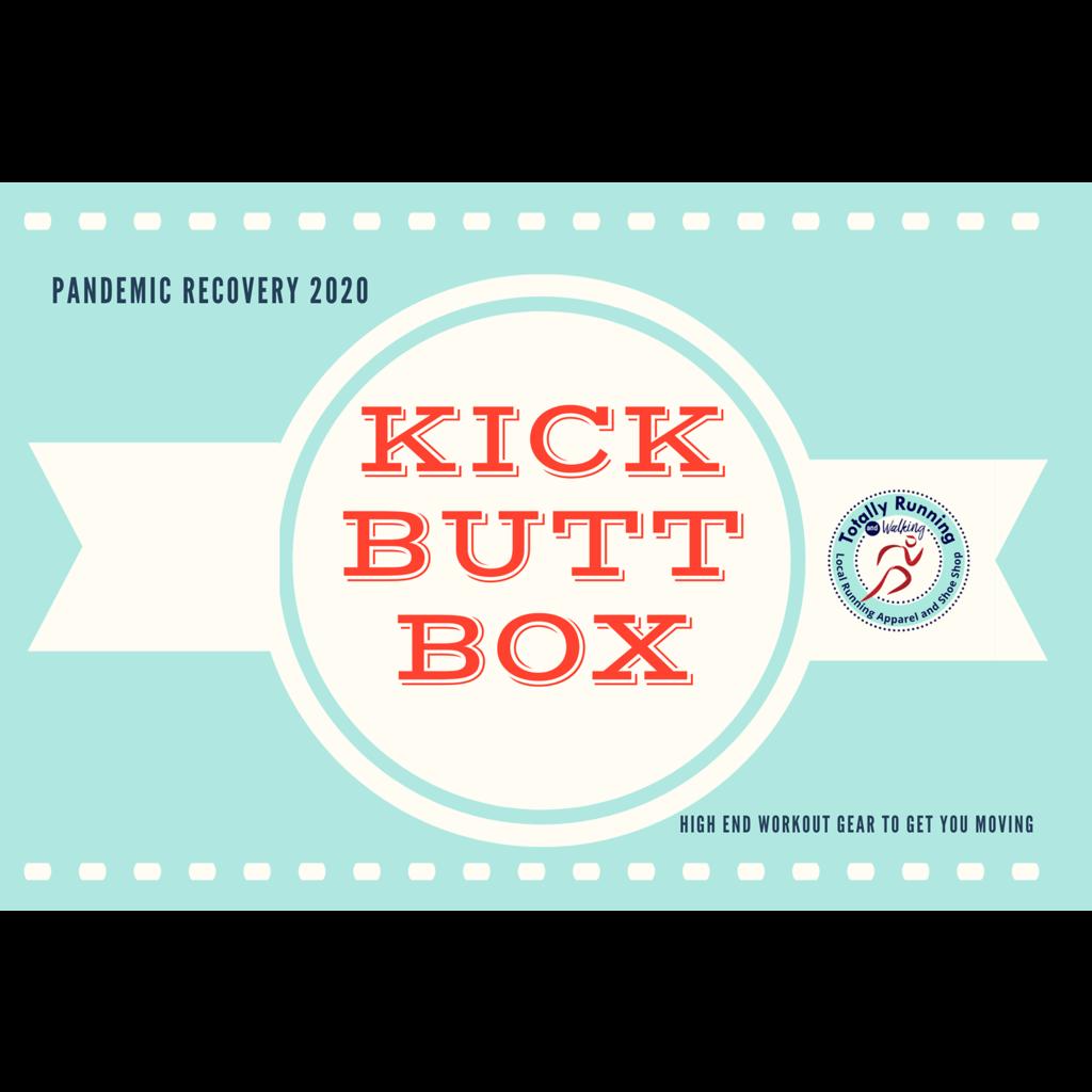 TOTALLY RUNNING Kick Butt Box