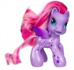 Hasbro Pouliche G3.5 Twice As Fancy Starsong 2008