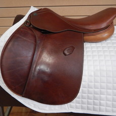 HDR Used HDR Pony Jumping Child's Saddle - T231