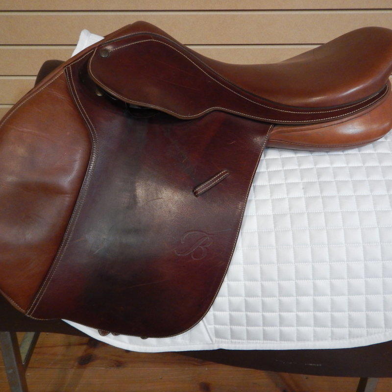 Bates Used Bates Caprilli Jumping Saddle