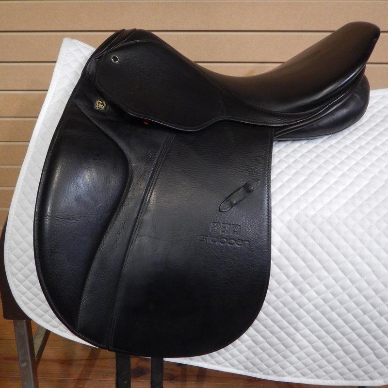 Stubben Used Stubben Avalon Dressage Saddle