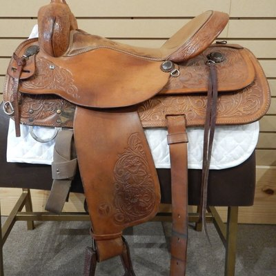 Circle Y Used  Circle Y Trail Saddle