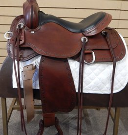 High Horse Used High Horse Trail Saddle